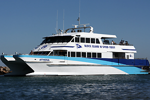 Block Island High Speed Ferry Schedule