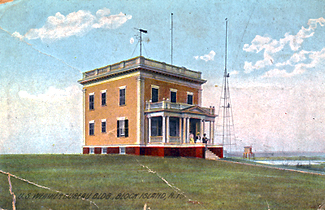 Block Island Weather Bureau 1900